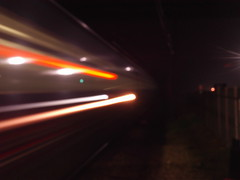 IMAG0202 (waveydavepike2007) Tags: speed train slow shutter signal