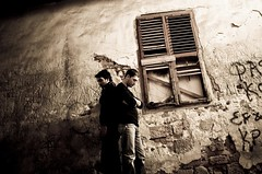 Lean on me (Andreas Constantinou ) Tags: me window self explore christos
