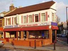 Picture of Crossways Cafe, SE15 3HL