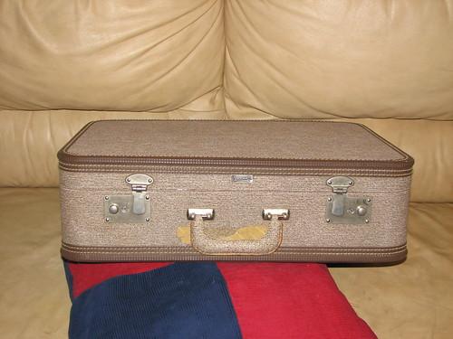 Vintage Suitcase #2
