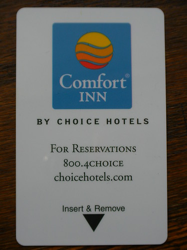 Hotel SWAG: Comfort Inn West Yellowstone 04-19-08 by LauraMoncur from Flickr