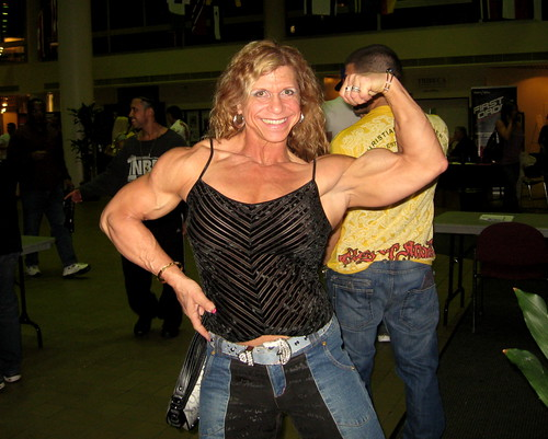 Michelle Brent at The 2008 NY Pro Show