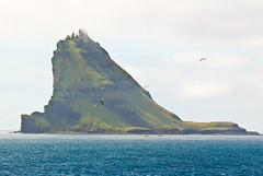 islas feroe peñon