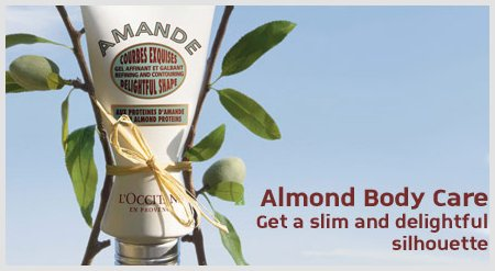 L'Occitane Almond Body Care