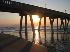 Johnny Mercer wake-up call (JTRoboPhoto) Tags: sunrise northcarolina atlantic wilmington wrightsvillebeach uncw johnnymercer