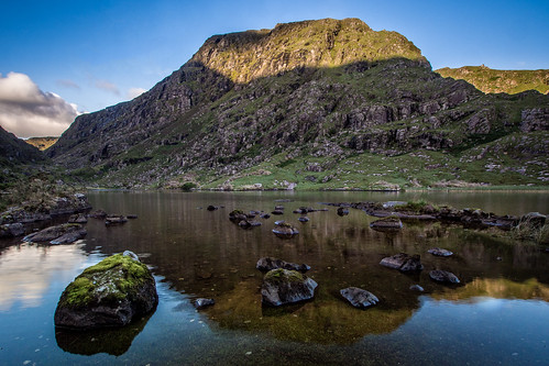 Auger Lake, Gap of Dunloe