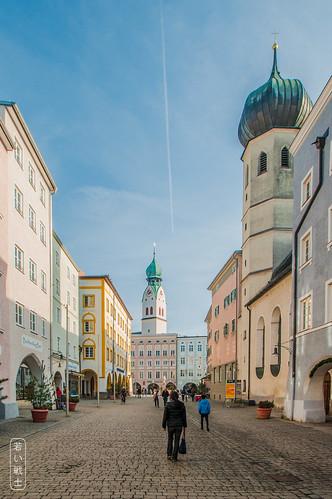 Rosenheim, Heilig-Geist-Straße #0354