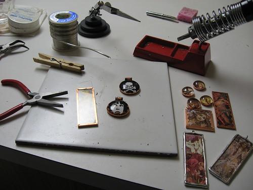2009_365_136 Soldering set up