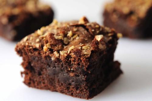 individual brownie