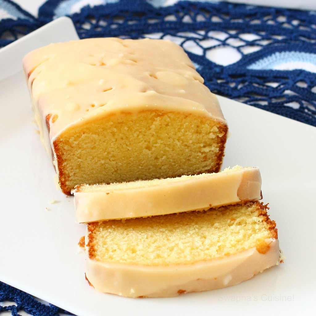 Passion Fruit Pound Cake Recipe