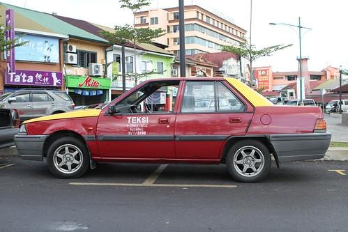 Kuching's Taxi