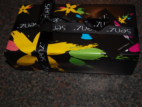 Senz 20 Assorted Pralines Box