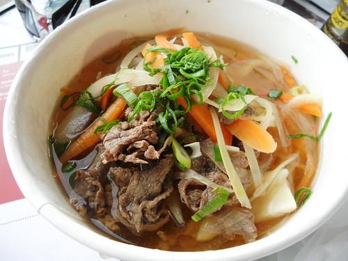 Sa Su Ke Beef Udon