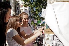 Akanpada_003 (Aloio) Tags: las real protest dry protesta ya euskalherria solidaridad toma basquecountry calles donostia palestina gipuzkoa 15m acampada asamblea democracia barcelonal hiritar aloio democraciarealya notenemosmiedo acampadadonostia hiritarhaserretuak haserretuak