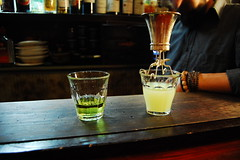 absente (autobulb) Tags: japan bar kyoto absinthe kiyamachi