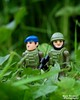 Jungle Patrol (Hellbelly) Tags: toy actionfigure raf royalmarines twitter hmarmedforces canong12