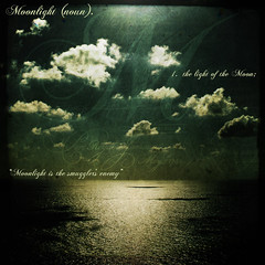 Moonlight - (Fluffy cumulus clouds over the sea) The dictionary of image (s0ulsurfing) Tags: ocean light shadow sea sky cloud moon seascape art texture water beautiful weather illustration clouds photoshop wow island typography design coast graphicdesign photo amazing fantastic artwork flickr skies graphic bright image artistic wind patterns gorgeous awesome shoreline creative surreal fluffy manipulation 2006 ps luna moonlit creation coastal photograph shore isleofwight cumulus definition font moonlight coastline layers calligraphy script magical isle dictionary nube wight meteorology treatment nephology s0ulsurfing thecloudappreciationsociety aplusphoto infinestyle textureforlayers thedictionaryofimage jasonswain