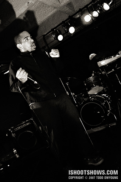 The Eternals @ the Gargoyle -- 2007.10.10
