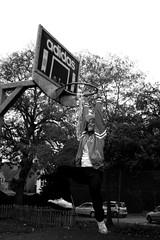 Fashion Shoot Day Two (evenstevensyeahboi!) Tags: bw fashion shoot retro 80s bboy basketballcourt willsmith rocksteadycrew tomhogman claudiusricketts stepheankiely
