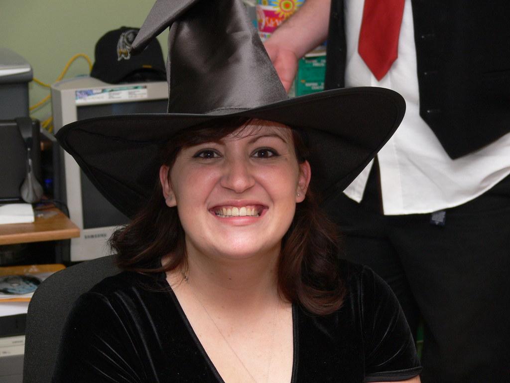 8a56322f54 A lovely young witch (Karrock) Tags  chris halloween sarah nicole jen tony  johnny