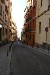 Narrow streets of Madrid 6 (FelixBenavi) Tags: madrid street calle spain martin anton atocha legazpi