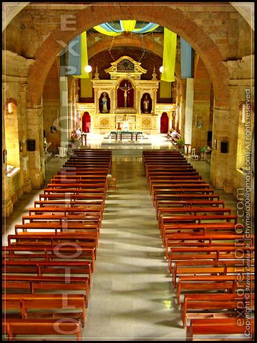 Alimodian Church