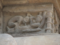 KHAJURAHO-ANCIENT INDIAN ART OF LIVING (nitai44) Tags: art living ancient indian khajuraho of templeindia