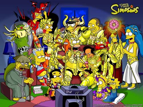 #010 Los Simpsons del Zodiaco