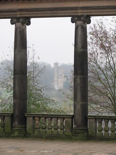 Blick zum Park Babelsberg