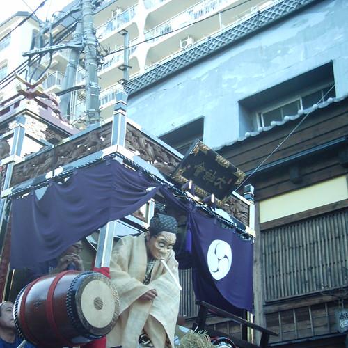 【写真】Hyottoko [ Kawagoe Festival ]