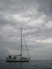 caraibes 537 (gauthier31) Tags: san colombia sailing panama blas porvenir carti