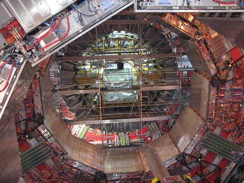 YB0 through YB-1 and YB-2 - LHC pictures