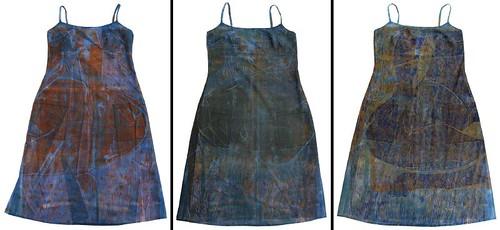 dress #5, states 3, 5, 8