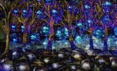 Blue Hues (Tim Noonan) Tags: blue art digital photoshop drawing manipulation painter enhancement tistheseason pandorasbox darklands supershot mywinners anawesomeshot superbmasterpiece top20blue amazingamateur stealingshadows awardtree