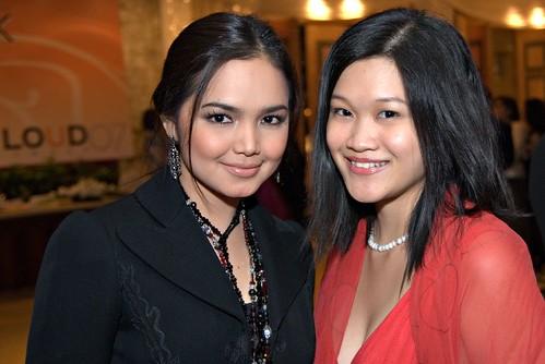 Siti Nurhaliza and Kimberlycun