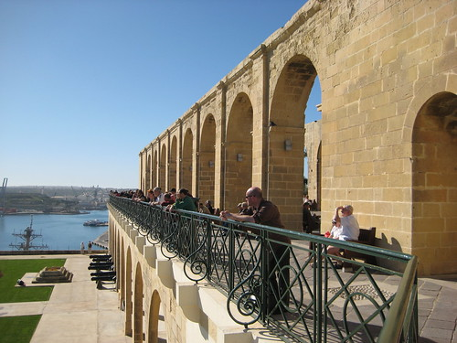 Valletta Upper Barracca