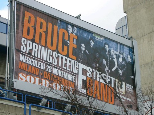 bruce springsteen & the e street band sold out