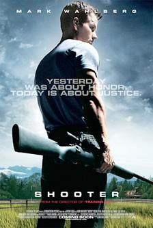 Shooter (2007) poster one