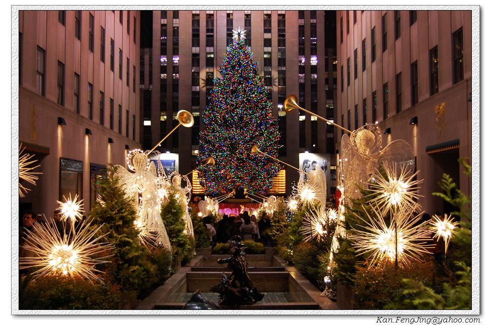 转 文学城《纽约的圣诞节(1)》 - 生芳 - 生芳的博客