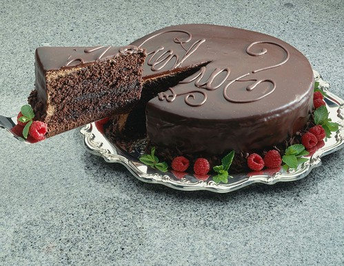 Chocolate Devastation Cake