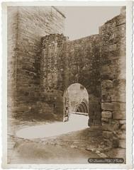 North entrance / Portal del norte