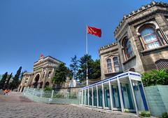 İstanbul Üniversitesi (Timothy Neesam (GumshoePhotos)) Tags: city travel architecture turkey education university istanbul timothy İstanbul hdr Üniversitesi neesam photomatix