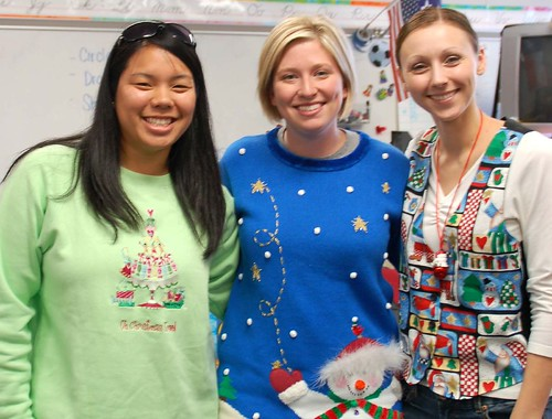 ugly teacher sweaters