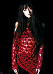 Chiaki Kuriyama : actress (g2slp) Tags: japan actress killbill reddress quentintarantino gogoyubari chiakikuriyama