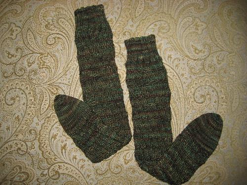 Heelless Sleeping Socks