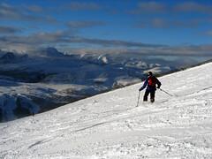 Sunshine Village (evilmoose) Tags: snow canada rockies bluebird telemark sunshinevillage canadianrockies