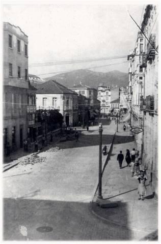 Rúa de Vistalegre