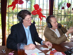 "Live Talk Action, Houston Business Show Live Broadcast at ""El Tiempo"" Restaurant (StealthMarketer) Tags: foxnews jennifercolon universityofhouston kevinprice mikealexander jimoneill andyvaladez stevelevine houstonneighborhoods marketingdynamics bauercollegeofbusiness houstonrealestatetoday carolebaker houstonbusinessshow houstonbusiness businessradio robbieadair donaldleonard virginiagrace joestiles johodell"