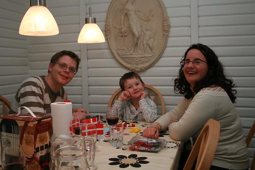 Me, Magnus and Ann