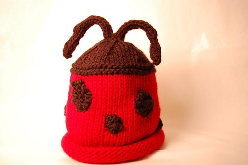 Ladybug Hat 2